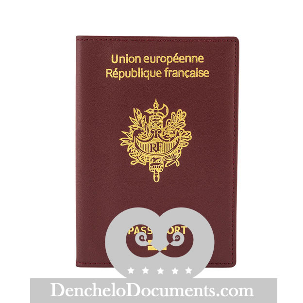 Buy French Passport Online