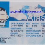 Buy Alaska Drivers License Online – AK