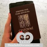 Buy Czech Passport Online