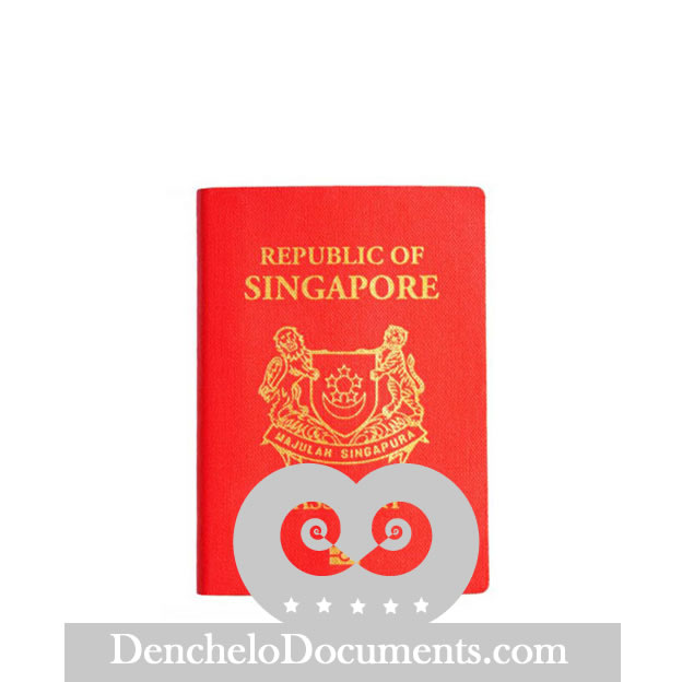 Buy Singaporean Passport Online