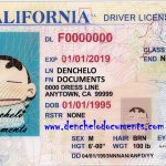 Buy California Drivers License Online – CA