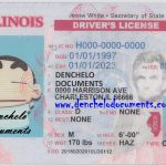 Buy Illinois Drivers License Online – IL (New)