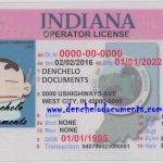 Buy Indiana Drivers License Online – IN