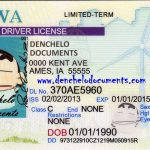 Buy Iowa Drivers License Online – IA
