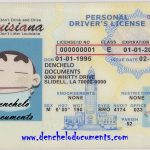 Buy Louisiana Drivers License Online – LA