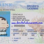 Buy Maine Drivers License Online – ME
