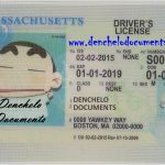 Buy Massachusetts Drivers License Online – MA
