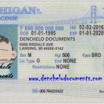 Buy Michigan Drivers License Online – MI