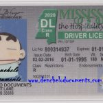Buy Mississippi Drivers License Online – MS