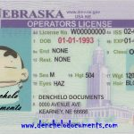Buy Nebraska Drivers License Online – NE