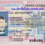 Buy North Carolina Drivers License Online – NC