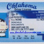 Buy Oklahoma Drivers License Online – OK
