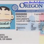 Buy Oregon Drivers License Online – OR