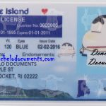 Buy Rhode Island Drivers License Online – RI