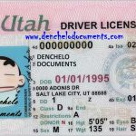 Buy Utah Drivers License Online – UT