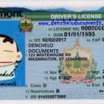 Buy Vermont Drivers License Online – VT