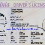 Buy Virginia Drivers License Online – VA