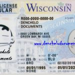 Buy Wisconsin Drivers License Online – WI